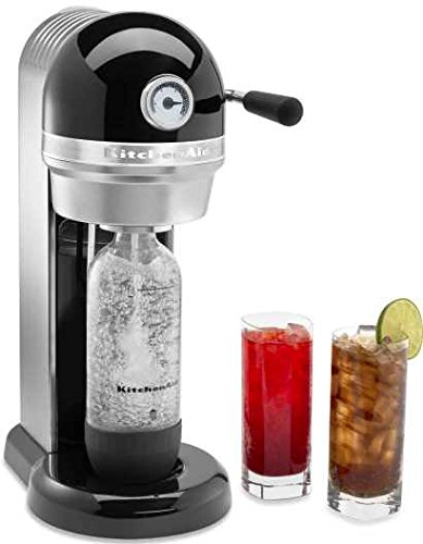 Kitchen Aid Soda Stream Carbonated Water Blending Seltzer